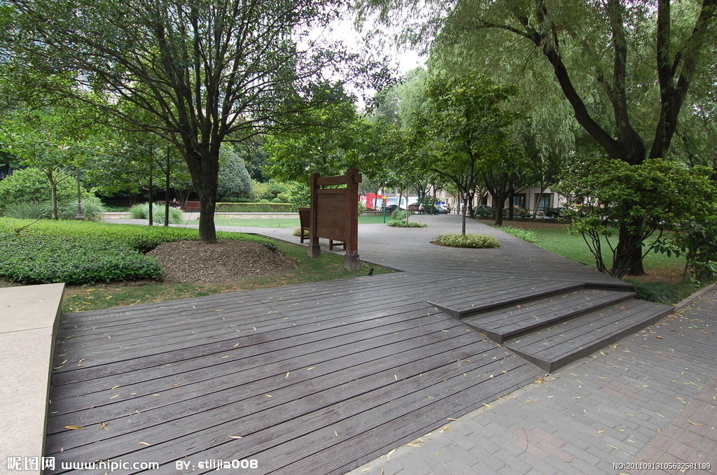 梓旺社区街头公园项目