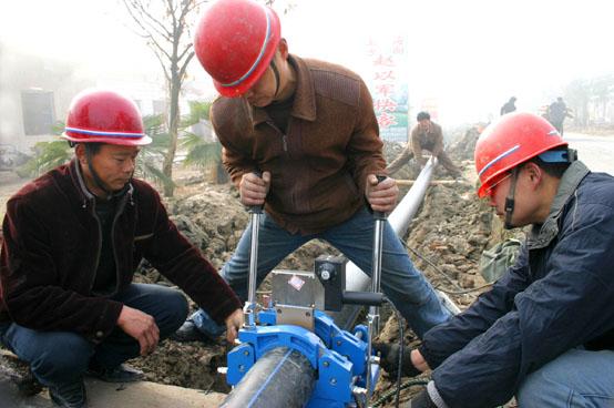 泰兴市新一轮农村饮水安全工程项目BT招标公告