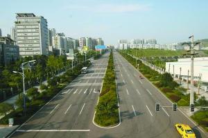 空港大道北延伸段、南北大道建设项目施工招标公告